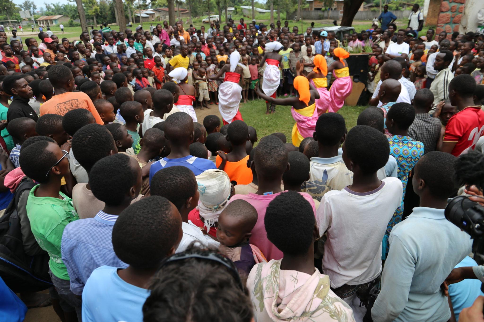 Don de kits éducation – Gihanga – Avril 2018